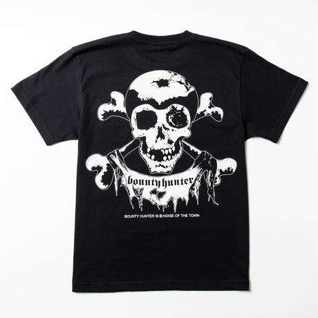 BxH D-BEAT ONE SKULL Tee