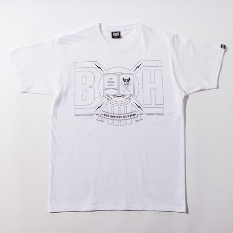 BxH Know Your Right Logo Tee