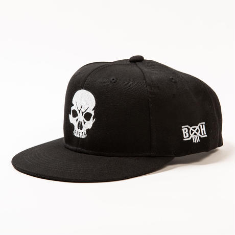 BxH LANCERS SKULL Snap Back Cap
