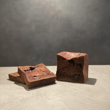 Raw chocolate bread   生チョコブレッド