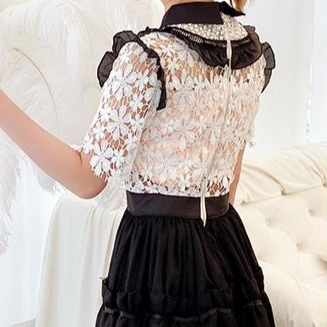 mono cutting lace OP(No.300627)