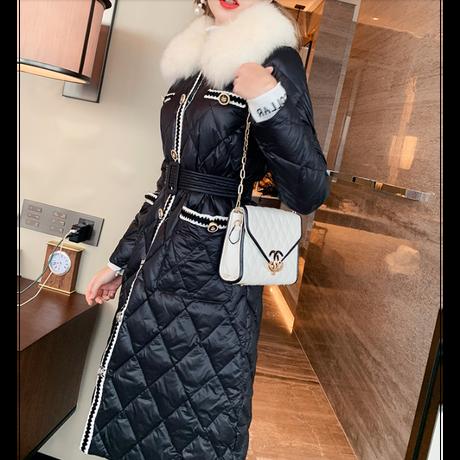 Lady monotone eco-down coat(No.301962)