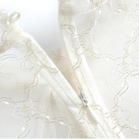 Fairy ruffle sleeve muse dress(No.302339)【blue】