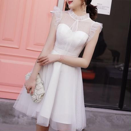 一部即納♡Angel tulle dress(No.300466)