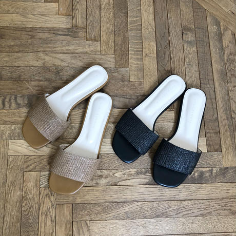 jute rough sandal