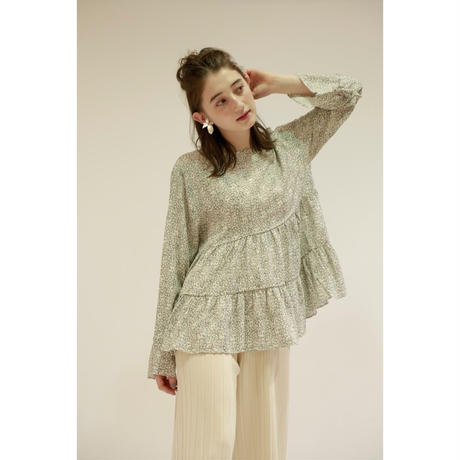 herbe floue blouse