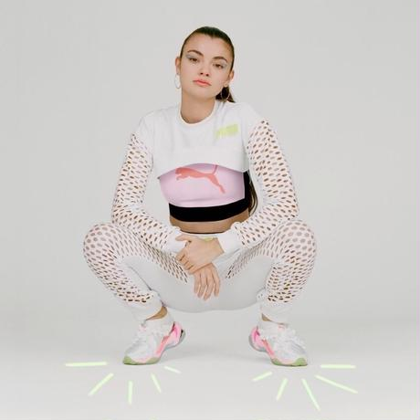 PUMA x SOPHIA WEBSTER / Crew