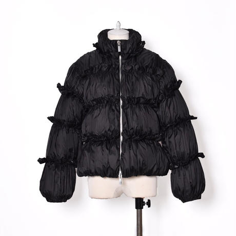 noir kei ninomiya / Backopen Down Jacket