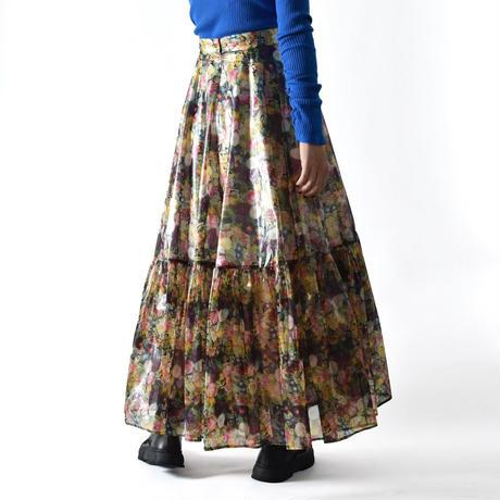 Plan C / Organdy Botanical Garden Skirt