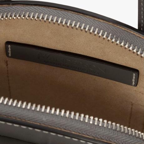 JW ANDERSON / MIDI CAP BAG / GRAY