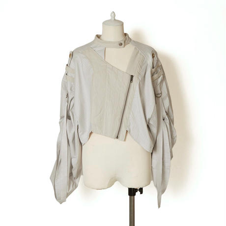 SHIROMA / Wide Sleeve Jacket