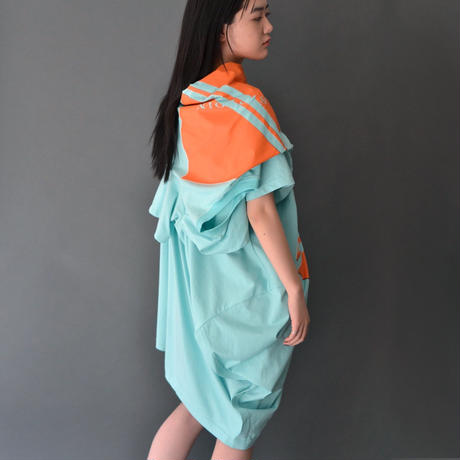 SIRLOIN / BUKKO-D / MINT GREEN × ORANGE