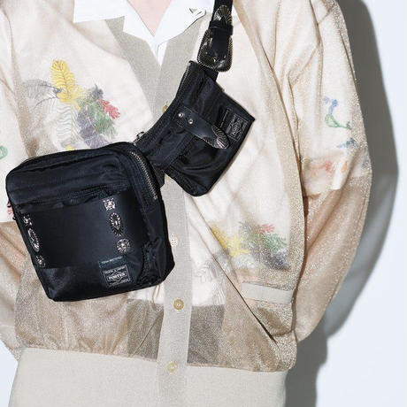 TOGA × PORTER / BELT BAG / BLACK