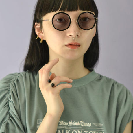 Saskia Diez / SLING RING / BLACK