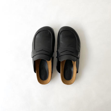 JW ANDERSON /  LEATHER LOAFERS