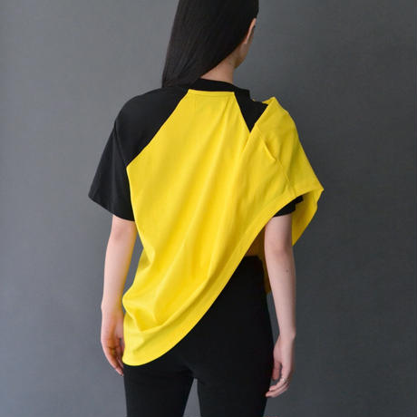 SIRLOIN / BUKKO - T / BLACK x YELLOW