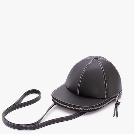 JW ANDERSON / CAP BAG / BLACK