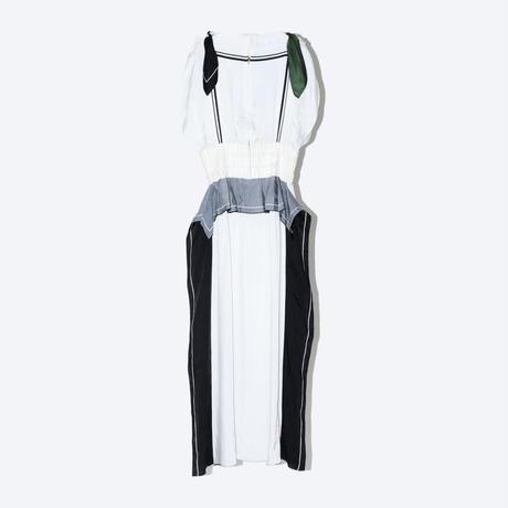 TOGA x TOMOO GOKITA / Print dress