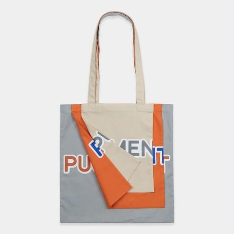PUGMENT / Overlaid Triple Bag #1