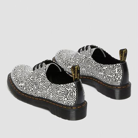 Dr.Martens x KEITH HARING / 1461 KEITH HARING 3 ホール