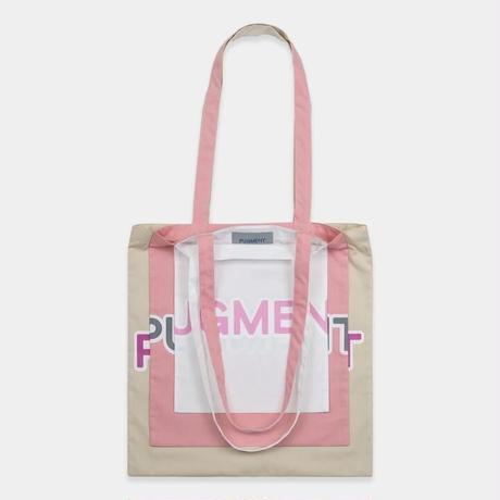 PUGMENT / Overlaid Triple Bag #2