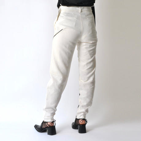 VEJAS / WETSUIT TROUSERS / WHITE