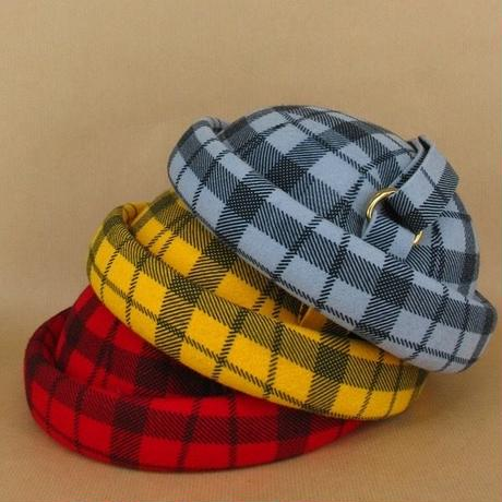 BERNSTOCK SPEIRS / Check Skully Cap
