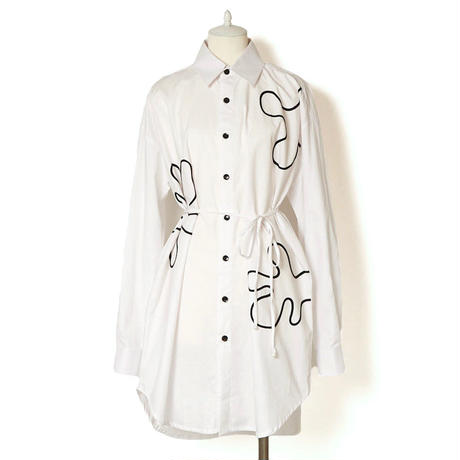 SUKU HOME / Romance Shirt Dress