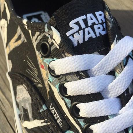 "[VANS] ""AUTHENTIC"" star wars -dkside×plnthth- (¥8,100-+tax)"