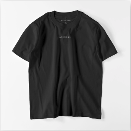shirt black / underpass
