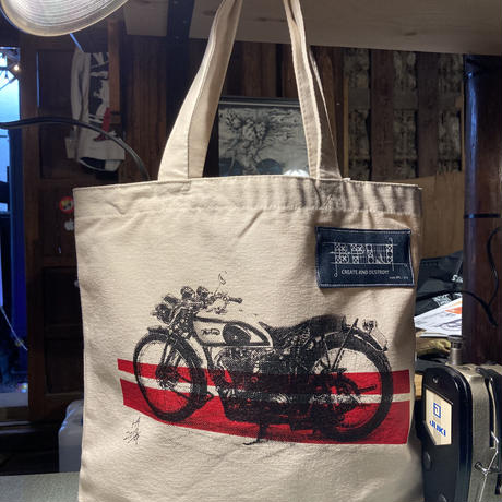 Norton Tote Bag(Mr.Hiroshi Asou x BPLJ)