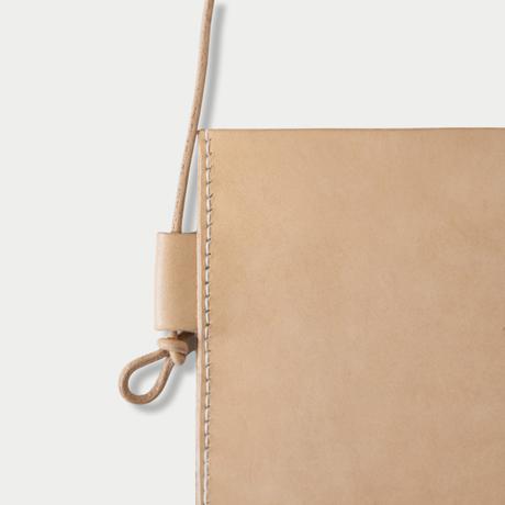 iPhone case bag (natural)