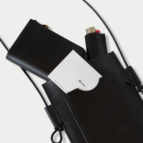 iPhone case bag (black)