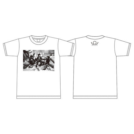 BRADIO PHOTO Tee -IVVII Funky tour-