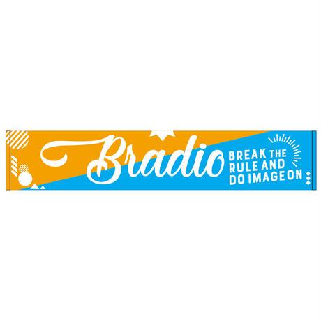 BRADIO マフラータオル 2019S