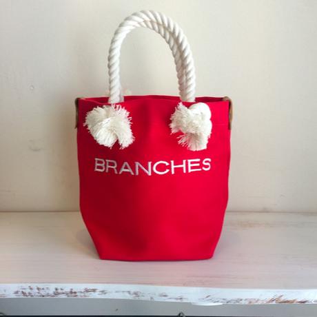 BRANCHES オリジナル トートバック(レッド)
