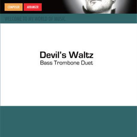 楽譜 Devil's Waltz 悪魔のワルツ - Steven Verhelst スティーヴン・フェルヘルスト