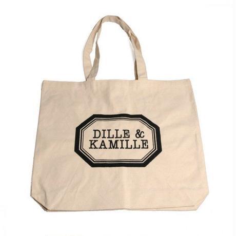 【追跡補償付き】キャンバスバッグ(DILLE & KAMILLE)