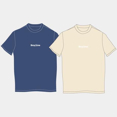 刺繍ロゴ半袖T