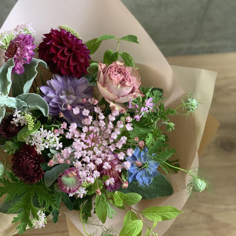 2021母の日♡生花オーダー花束
