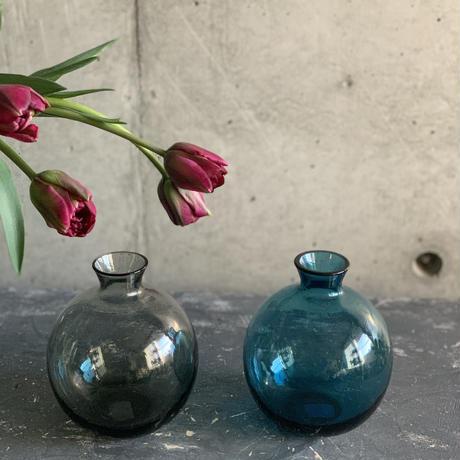 ブルーボトル花器