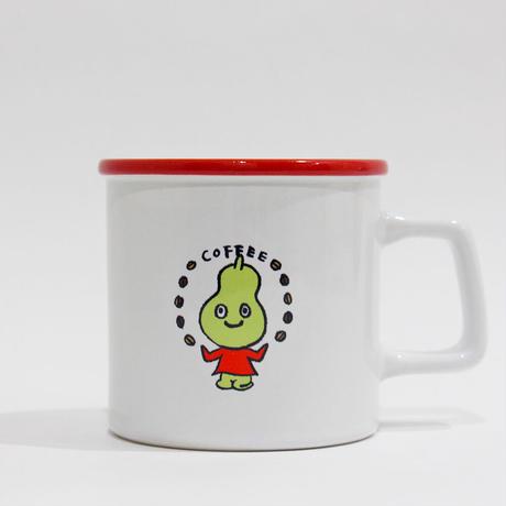 ひょうたんマグカップ (コーヒー)