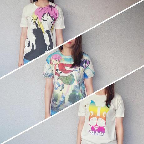 ブリ子Tシャツ 東京ver.