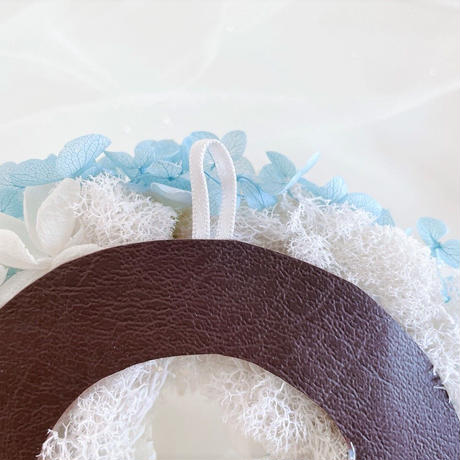 Ring pillow プリザーブドリース オーダーメイド