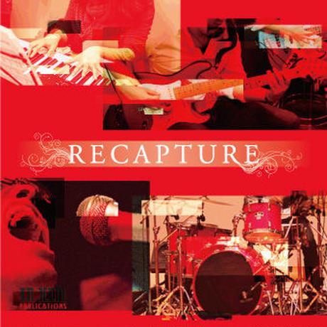 楽譜/コード譜『Recapture』【無料配布】