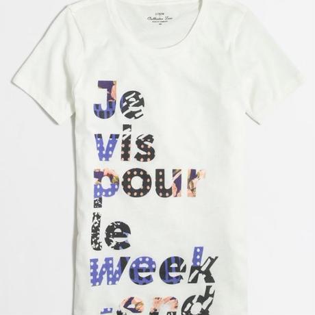 J.CREW Tシャツ
