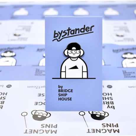 bystander MAGNET PINS