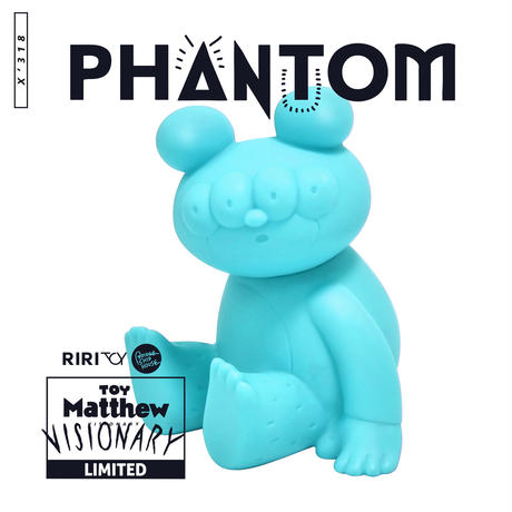 "TOY Matthew ""VISIONARY""LIMITED  X'318 -PHANTOM-"