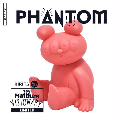 "TOY Matthew ""VISIONARY""LIMITED  X'177 -PHANTOM-"