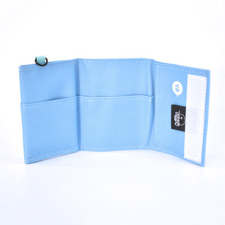 MINI WALLET BLUE